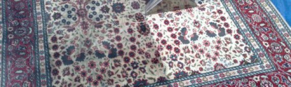 Restore your Favourite Rug…….
